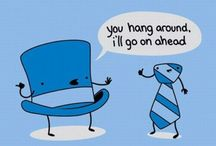 funny ha ha / by Astrid Morgan