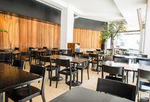 Das FORUM / Das FORUM von Innen für Aperos Dinner Afterwork
