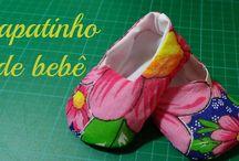 Sapatinhos / baby shoes