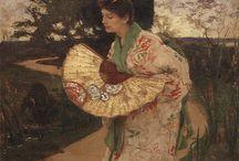 Dámy v kimonu