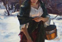 Mike Malm Paintings