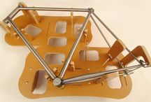 DIY bike frames