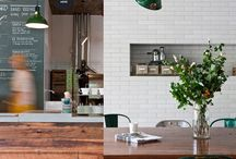 kitchen inspiration / by Courtney Russell