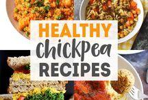 Chick Pea Recipes