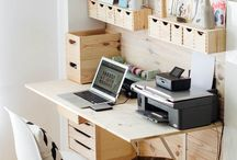 Amazing workspaces / Inspiration for creating a beautiful workspace