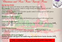 Christmas / All Things Yummy Christmas offerings