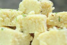 Yummy Barfi recipes