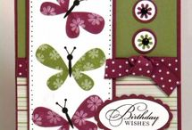 Cards Galore :) / Handmade. greeting cards. / by Jennifer Reimesch