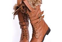 Boots / by Katrina Westall
