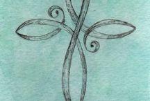 Croquis des tatouages