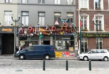 Brussels Streets / Down the streets we love: Brussels #BxLove http://www.urbanhypsteria.com/brussels-streets/