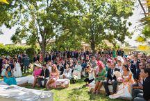 Ceremonias / Alfonso Catering te ayuda a montar tu ceremonia. En el campo, en la playa, en la viña, en la bodega, en tu casa... donde prefieras!. Nos ocupamos de todo!