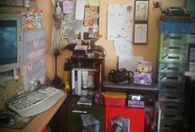 ~*my crafting place*~
