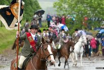 The Common Riding / The Common Riding takes place the second Friday after the first Monday in June. Our next Common Riding will be June 17th 2016.