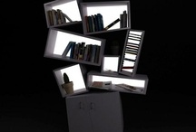 Bookcase Design / by Sweet Home Decorating