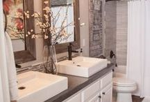 Beauty Bathroom Redo