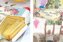 ☆ Personalised Party ☆
