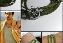 Acessórios Masculinos / Acessorios masculinos feitos a mão.  Você encontra na loja online Www.emporiomasculino.com.br