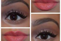 Makeup for dark skin tones / by Lyn