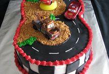 james third bday cake