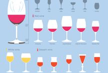 Must Have Wine Glasses / Why do you need different styles of wine glasses? This board explains what this different styles mean to you and why you should choose them.