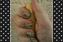 Gel nails and nailart by salon ongle esthétique