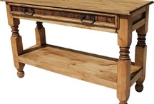 Rustic Pine Furniture - Living Room / Rustic Pine Furniture, Rustic Furniture, Living Room Furniture, Furniture from La Fuente Imports.  Visit us today: http://www.lafuente.com/