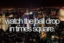 Bucket List / Things I want to accomplish before i die.
