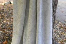 Voiles / Our beautiful voile fabrics, linens, cottons and mixes, for drapes, bi-fold doors, roller blinds & more: http://www.pretavivre.com