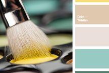 DESIGN  |  Colours / Colour combinations that inspire me
