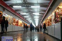Casetas para Ferias de Navidad, Mercados Navideños y Artesanía / Más de 1.700 casetas con una gran variedad en medidas y acabados, ofrece IberStand, para Ferias de Navidad, Mercados Navideños y Artesanía
