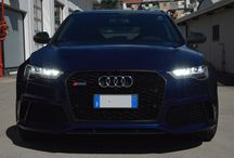 Audi RS6 Facelift & Special Grill Mesh / Tuning on Audi RS6 C7
