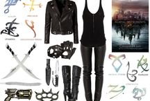 shadowhunters outfits