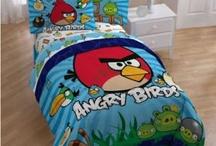 Angry bird bedroom ideas