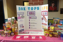 Box Tops / by Jodie Casteel