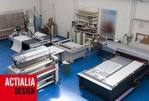 Rotulacion y Rotulistas en Barcelona / Actialia Design ofrecemos el servicio de rotulación y rotulistas en Barcelona. www.actialia.com
