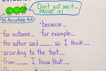 Top Teaching: Anchor Charts / Great examples of anchor charts you can use in your classroom from Scholastic Top Teaching bloggers!