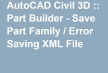 Error Saving XML File_and Similar Messages