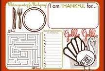 Thanksgiving Goodies / by Amanda Neumeier-Kist
