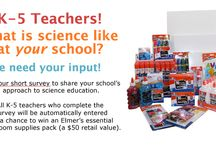 Teachers Pinning Science Buddies / Are you a K-12 teacher that pins Science Buddies materials, Project Ideas, and resources? Let us know, and we will add you to this board. / by Science Buddies