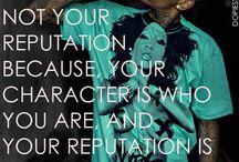 Truer words never spoke... / by Natasha Bradley