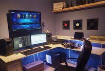 escritório/gamer
