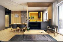 Modern kitchens / by Fitzsu Society