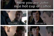 Sherlock / by Renee Wolford