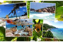 Wunderschöne Seychellen