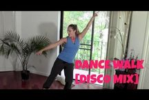 Dance Walk [Disco Mix] (fat burning, walking workout) youtube by jessicasmithtv