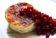 Juustot / Juusto tuo arkiruoan uudelle tasolle! Erilaiset juustot ovat myös herkullisia jälkiruokia tai juustoa voi tehdä myös itse.