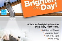 Hometech Solatube BOP - For the Home / Hometech Solatube Bay of Plenty for; Solatube Daylighting Systems Heating and Air Conditioning Attic Stairs Condensation Control and Ventilation