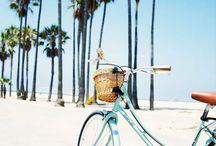 Bicicleta praia