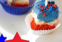 4th of July Recipes & Ideas / by Tanya Schroeder @lemonsforlulu.com